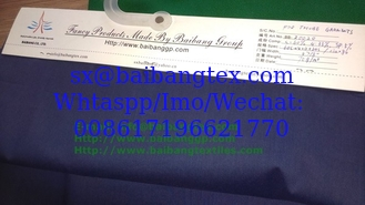 COTTON/NYLON/SPANDEX DYED FABRIC FOR THOBE USAGE