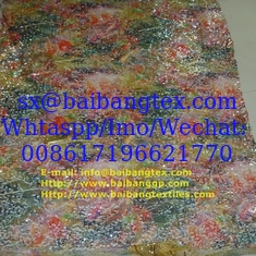 MESH EMBROIDERY DIGITAL PRINTING FABRIC