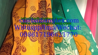 HIGH FULL TWISTED SPUN VOILE PRINTING FABRIC