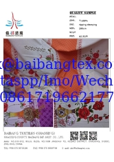 Printing stamping China Special desing fabric