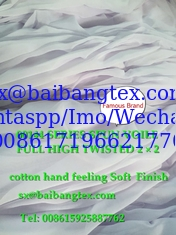 China 00144 00187 00196 00197 Spun Polyester High Twisted Full Voile supplier