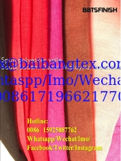 China BBTSFINISH High twisted spun full voile 44 inch Plain dyed fabric used for muslim scarf, shawel, head cover supplier