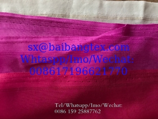 BBTSFINISH High twisted spun full voile 44 inch Metal SelvedgPlain dyed fabric used for muslim scarf, shawel, head cover