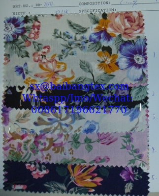 COTTON VOILE PRINTING FABRIC