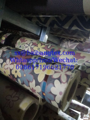 Paper Digital Printing Fabric 3-15 sets colors effection fresh