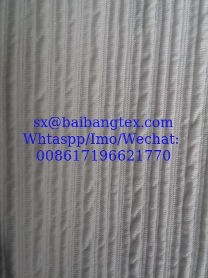 Kniting fabric Jacquard