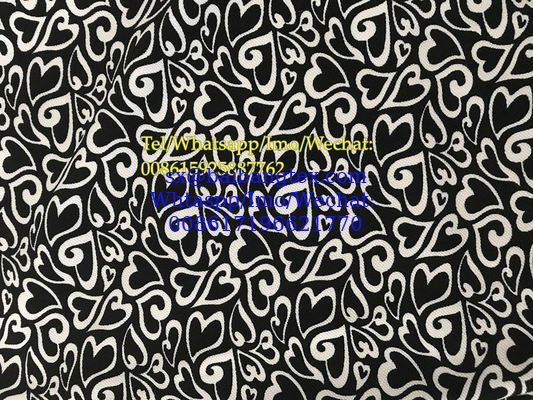 Stock knitting creen printing fabric